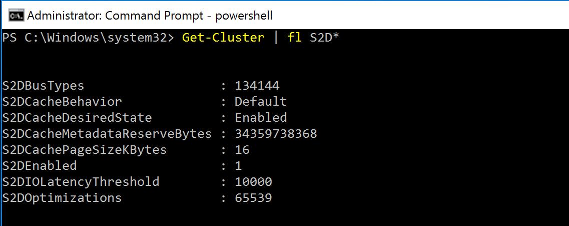 Get-Cluster | fl S2D*
